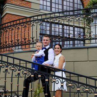 Krikštynų, vaikų gimtadieniai, šeimos fotosesijos.Vilnius / Foto Vaiko Krikštynos / Darbų pavyzdys ID 524059