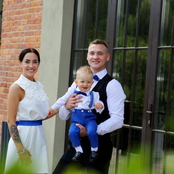 Krikštynų, vaikų gimtadieniai, šeimos fotosesijos.Vilnius / Foto Vaiko Krikštynos / Darbų pavyzdys ID 524099