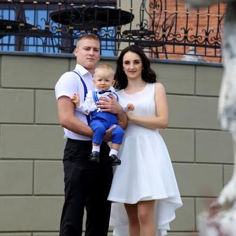 Krikštynų, vaikų gimtadieniai, šeimos fotosesijos.Vilnius / Foto Vaiko Krikštynos / Darbų pavyzdys ID 524113