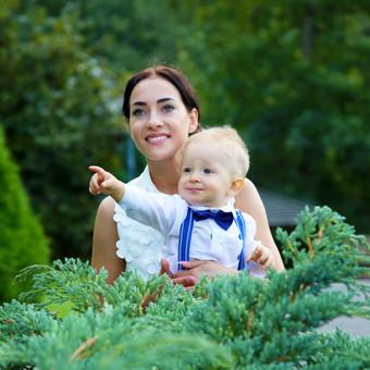 Krikštynų, vaikų gimtadieniai, šeimos fotosesijos.Vilnius / Foto Vaiko Krikštynos / Darbų pavyzdys ID 524251