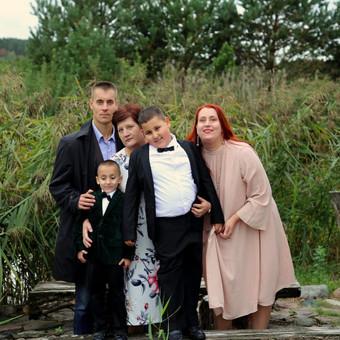 Krikštynų, vaikų gimtadieniai, šeimos fotosesijos.Vilnius / Foto Vaiko Krikštynos / Darbų pavyzdys ID 524345