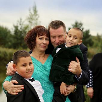Krikštynų, vaikų gimtadieniai, šeimos fotosesijos.Vilnius / Foto Vaiko Krikštynos / Darbų pavyzdys ID 524347