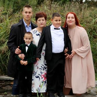 Krikštynų, vaikų gimtadieniai, šeimos fotosesijos.Vilnius / Foto Vaiko Krikštynos / Darbų pavyzdys ID 524353