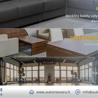 *Pigios ir kokybiškos valymo paslaugos Vilniuje / Auksinė švara / Darbų pavyzdys ID 524461