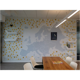 Sienų tapyba, grafika Piesiniai ant sienu Sienu dekoravimas / Julija Janiulienė / Darbų pavyzdys ID 524701