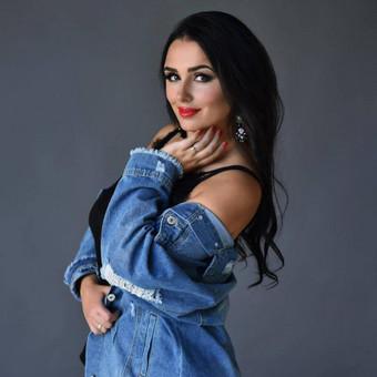 """""""Silvija MUA Make Up & Hairstyles""""  - MAKIAŽAI ir ŠUKUOSENOS / Silvija / Darbų pavyzdys ID 524901"""