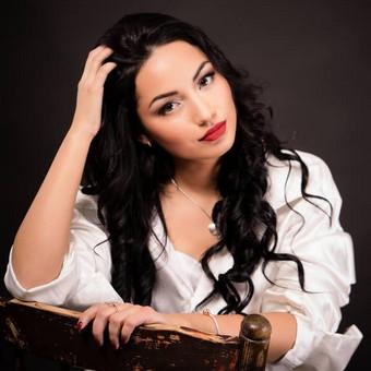 """""""Silvija MUA Make Up & Hairstyles""""  - MAKIAŽAI ir ŠUKUOSENOS / Silvija / Darbų pavyzdys ID 524903"""
