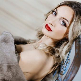 """""""Silvija MUA Make Up & Hairstyles""""  - MAKIAŽAI ir ŠUKUOSENOS / Silvija / Darbų pavyzdys ID 524917"""