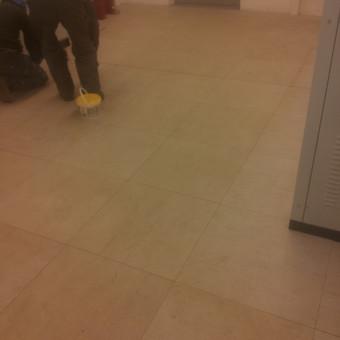 Pakeliamų grindų įrengimas transformatorinėse
