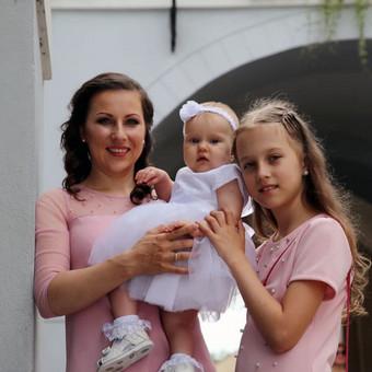 Krikštynų, vaikų gimtadieniai, šeimos fotosesijos.Vilnius / Foto Vaiko Krikštynos / Darbų pavyzdys ID 524965