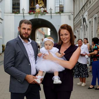 Krikštynų, vaikų gimtadieniai, šeimos fotosesijos.Vilnius / Foto Vaiko Krikštynos / Darbų pavyzdys ID 524969