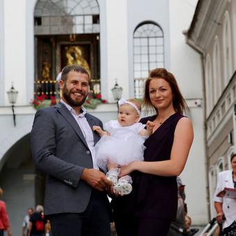 Krikštynų, vaikų gimtadieniai, šeimos fotosesijos.Vilnius / Foto Vaiko Krikštynos / Darbų pavyzdys ID 524973