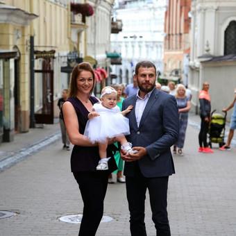 Krikštynų, vaikų gimtadieniai, šeimos fotosesijos.Vilnius / Foto Vaiko Krikštynos / Darbų pavyzdys ID 524979