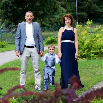 Krikštynų, vaikų gimtadieniai, šeimos fotosesijos.Vilnius / Foto Vaiko Krikštynos / Darbų pavyzdys ID 524983