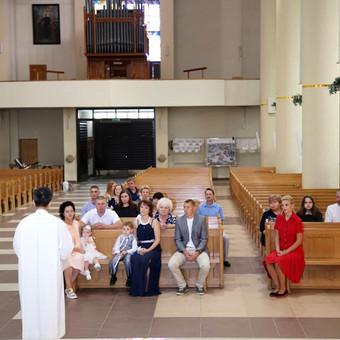 Krikštynų, vaikų gimtadieniai, šeimos fotosesijos.Vilnius / Foto Vaiko Krikštynos / Darbų pavyzdys ID 524989