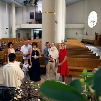 Krikštynų, vaikų gimtadieniai, šeimos fotosesijos.Vilnius / Foto Vaiko Krikštynos / Darbų pavyzdys ID 524991