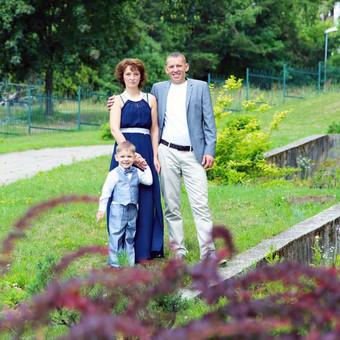 Krikštynų, vaikų gimtadieniai, šeimos fotosesijos.Vilnius / Foto Vaiko Krikštynos / Darbų pavyzdys ID 525001