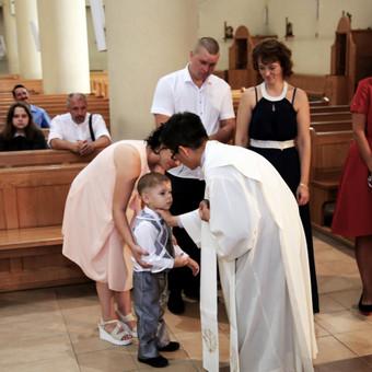Krikštynų, vaikų gimtadieniai, šeimos fotosesijos.Vilnius / Foto Vaiko Krikštynos / Darbų pavyzdys ID 525003