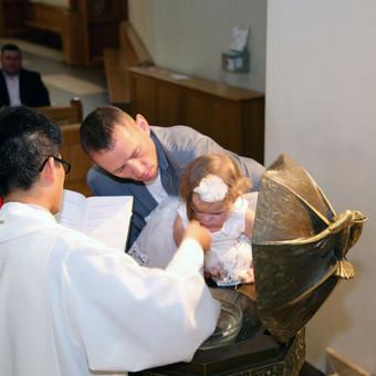 Krikštynų, vaikų gimtadieniai, šeimos fotosesijos.Vilnius / Foto Vaiko Krikštynos / Darbų pavyzdys ID 525013
