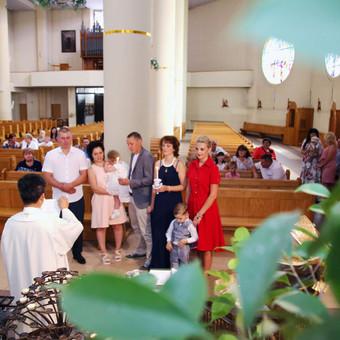 Krikštynų, vaikų gimtadieniai, šeimos fotosesijos.Vilnius / Foto Vaiko Krikštynos / Darbų pavyzdys ID 525015