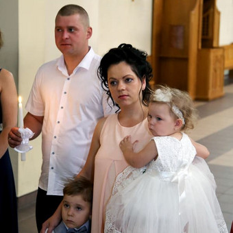 Krikštynų, vaikų gimtadieniai, šeimos fotosesijos.Vilnius / Foto Vaiko Krikštynos / Darbų pavyzdys ID 525017