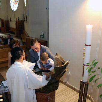 Krikštynų, vaikų gimtadieniai, šeimos fotosesijos.Vilnius / Foto Vaiko Krikštynos / Darbų pavyzdys ID 525019