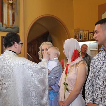 Krikštynų, vaikų gimtadieniai, šeimos fotosesijos.Vilnius / Foto Vaiko Krikštynos / Darbų pavyzdys ID 525059