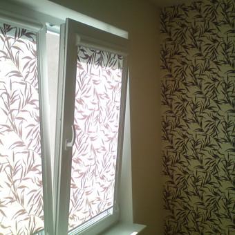 Fotoroletas- panaudojant kliento sieninių tapetų kopijavimą