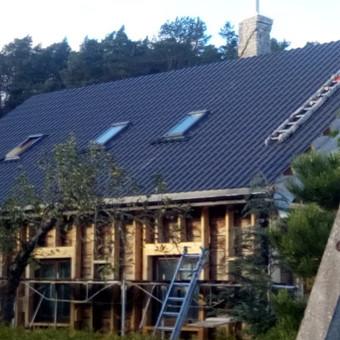 Senu mediniu namu renovacija,rekonstrukcija / Aivaras / Darbų pavyzdys ID 525259