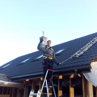 Senu mediniu namu renovacija,rekonstrukcija / Aivaras / Darbų pavyzdys ID 525261