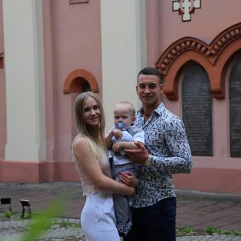 Krikštynų, vaikų gimtadieniai, šeimos fotosesijos.Vilnius / Foto Vaiko Krikštynos / Darbų pavyzdys ID 525409