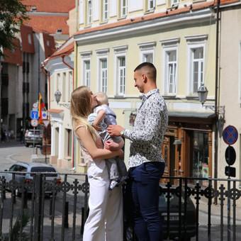 Krikštynų, vaikų gimtadieniai, šeimos fotosesijos.Vilnius / Foto Vaiko Krikštynos / Darbų pavyzdys ID 525417
