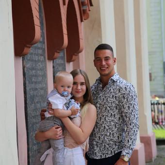 Krikštynų, vaikų gimtadieniai, šeimos fotosesijos.Vilnius / Foto Vaiko Krikštynos / Darbų pavyzdys ID 525411