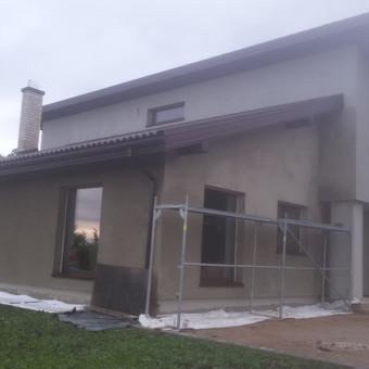 Namų statyba ir renovacija / Arturas / Darbų pavyzdys ID 525543