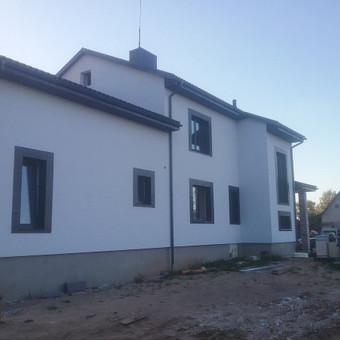 Namų statyba ir renovacija / Arturas / Darbų pavyzdys ID 525545