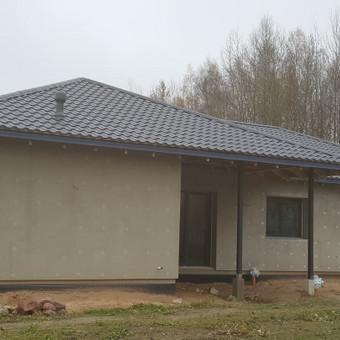 Namų statyba ir renovacija / Arturas / Darbų pavyzdys ID 525547