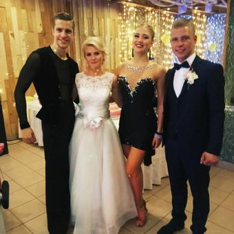 Šokių pamokos, Vestuvinis šokis, Šou, Šokiai renginiuose / ŠOKIO MAGIJA / Darbų pavyzdys ID 525573