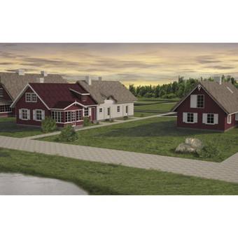 Gyvenamųjų namų projektavimas / Laimonas / Darbų pavyzdys ID 525623