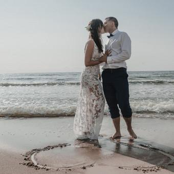 Vestuvių kainos apie 600e už 8 val / Agata Studio / Darbų pavyzdys ID 526225