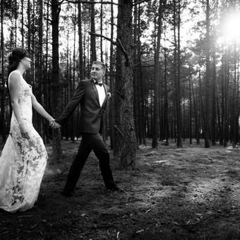 Vestuvių kainos apie 600e už 8 val / Agata Studio / Darbų pavyzdys ID 526233