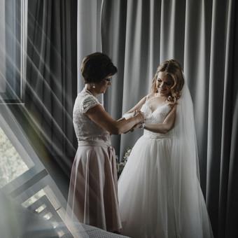 Vestuvių kainos apie 600e už 8 val / Agata Studio / Darbų pavyzdys ID 526243