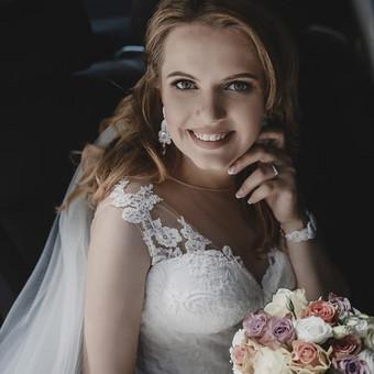 Vestuvių kainos apie 600e už 8 val / Agata Studio / Darbų pavyzdys ID 526247