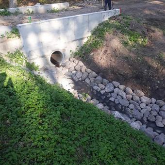 Akmens mūro darbai, Šlaitų ir pakrančių tvirtinimas,Gabion / Saulius / Darbų pavyzdys ID 526853