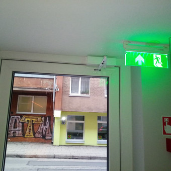 Durų pritraukiklio sumontavimas