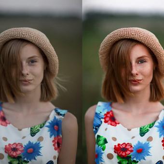 Profesionalus nuotraukų retušavimas / Vladimir Malinovskij / Darbų pavyzdys ID 527193
