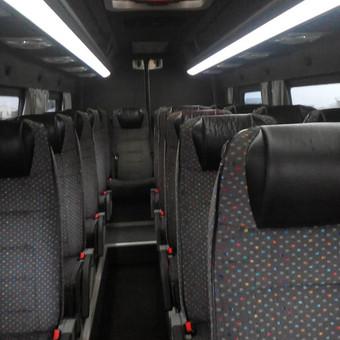 Keleivių vežimo paslaugos / Vaidmondas / Darbų pavyzdys ID 527309