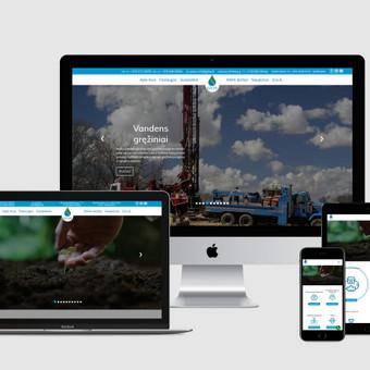 Internetinių svetainių, el. parduotuvių kūrimas, SEO / Bona Solutions, UAB / Darbų pavyzdys ID 527559