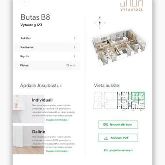 Penktadieniškai gražus web dizainas / Not Monday / Darbų pavyzdys ID 527677