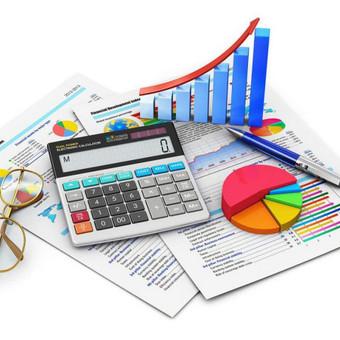 Buhalterinė apskaita tik nuo 40 Eur/mėn! / UAB VAS sprendimai / Darbų pavyzdys ID 527847