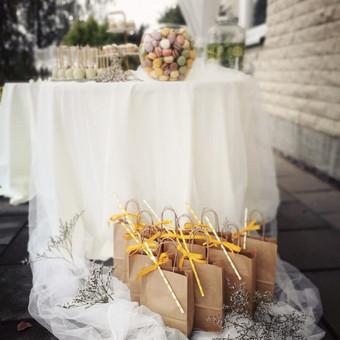 DILI design - šampano staliukas, dekoravomas ir kt. / DILI / Darbų pavyzdys ID 527853